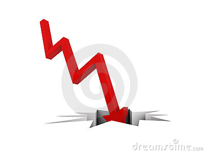 Wirtschaftskrise.