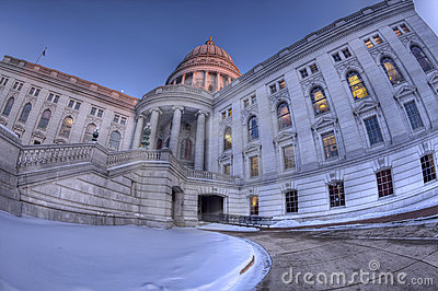 Wisconsin State Capitol, HDR