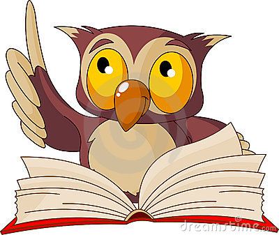 Wise Owl Clip Art Free