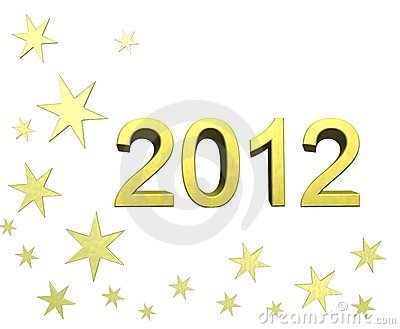 We wish you a happy 2012