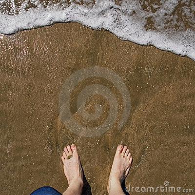 Wish You Were Here - Surf and Feet