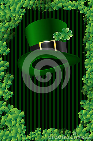 Wishes på dag för St. Patricks