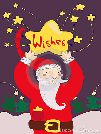 Wishes from Santa Claus