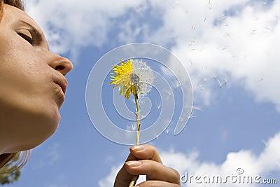 Wishing...