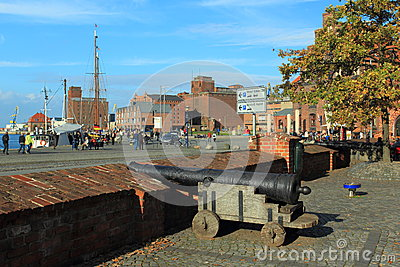 Wismar Editorial Stock Photo