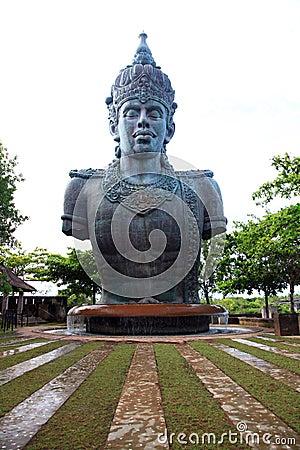 Wisnu Garuda God