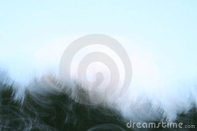 Wispy Background I