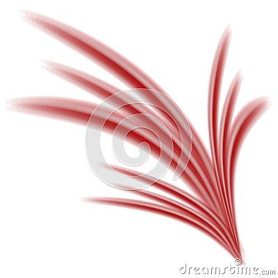 Wispy Lines Feather Wisps 1