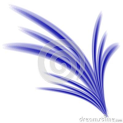 Wispy Lines Feather Wisps 2