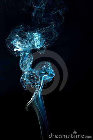 Wispy Smoke Pattern