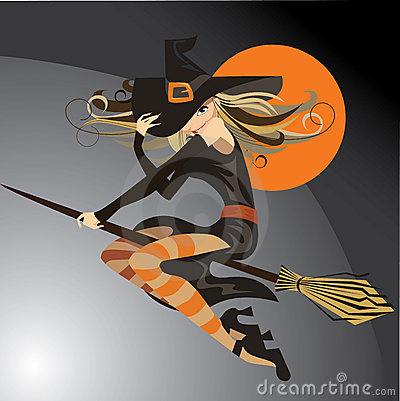 Free Witch Royalty Free Stock Images - 10821739