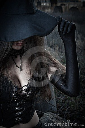 Free Witch Royalty Free Stock Photography - 24170907