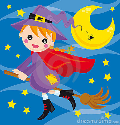 Free Witch Stock Photography - 6233212