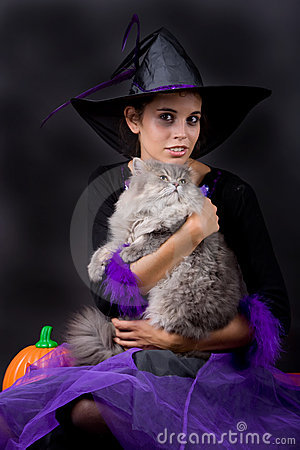 Free Witch Stock Image - 6841701