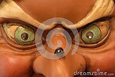 Witch Eyes Stock Photo - Image: 6966820