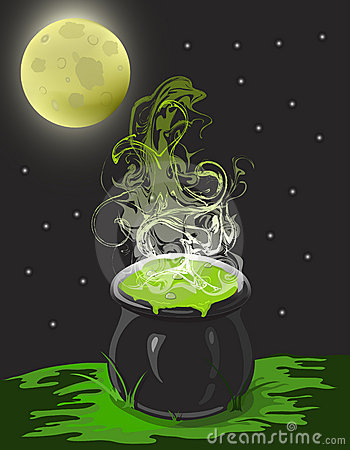 Witch s Cauldron