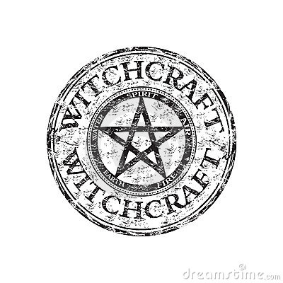 Stock Images Witchcraft Grunge Rubber St  Image12829074 on design management