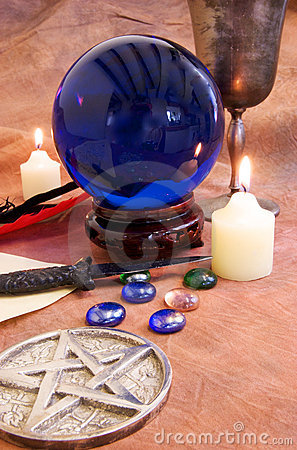 Witchcraft Objects 4
