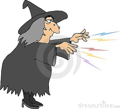 Witches spell
