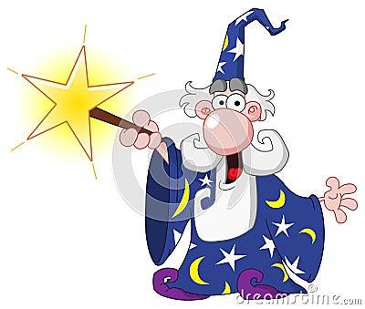 Wizard Royalty Free Stock Photo - Image: 16457215