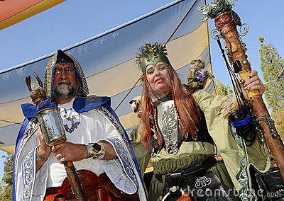Wizard & Druid