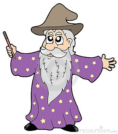 Wizard Clipart Stock Photos, Images, & Pictures - 408 Images