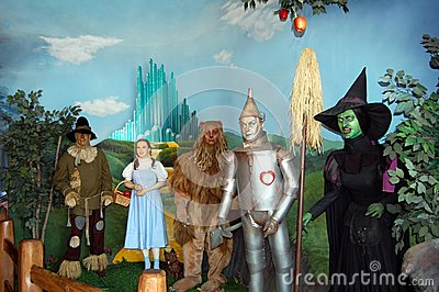 Wizard of Oz Editorial Photography