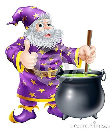 Stirring Pot Stock Illustrations – 103 Stirring Pot Stock ...