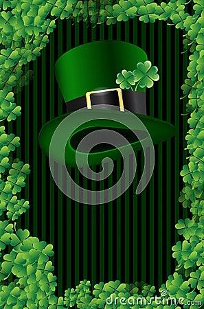 Wünsche Tag am Str.-Patricks