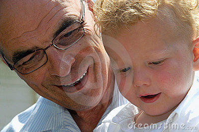 Wnuczek dziadka