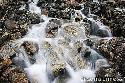 Wodny strumień