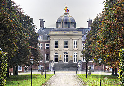 Wohnsitz der Königin