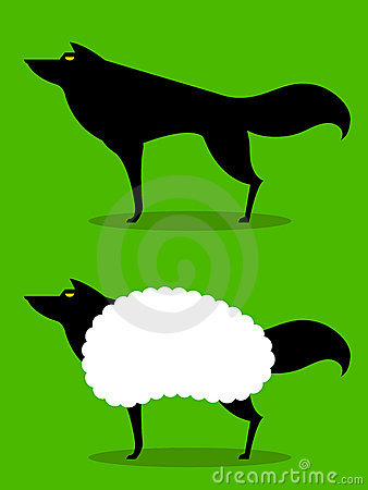 Wolf In Sheeps Clothing idiom