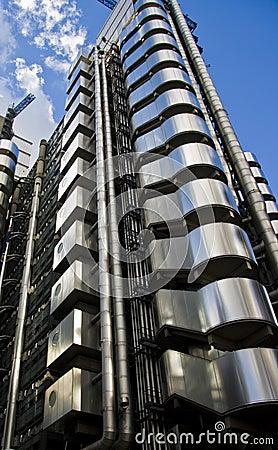 Wolkenkrabber in Londen