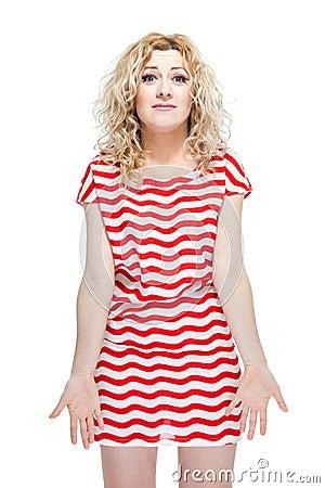 Free Woman-12 Stock Image - 29948711