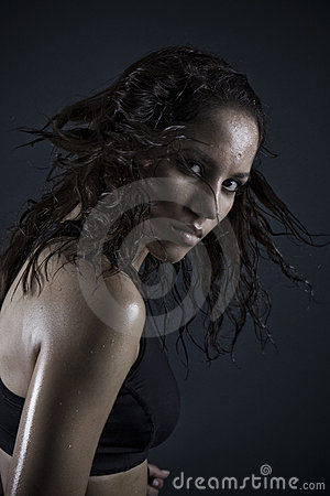 Free Woman Royalty Free Stock Photography - 9391977