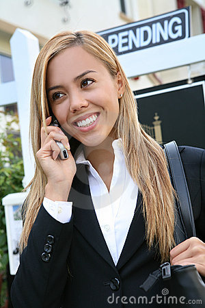Free Woman Agent Stock Photos - 2821503