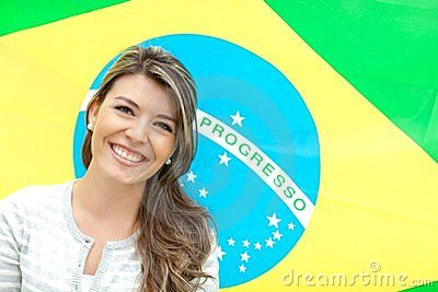 Woman from Brazil