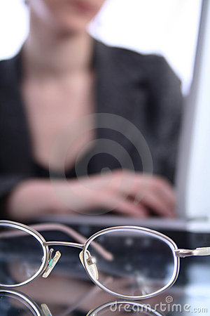 Free Woman - Business, Teacher, Lawyer, Student, Etc Stock Image - 542241
