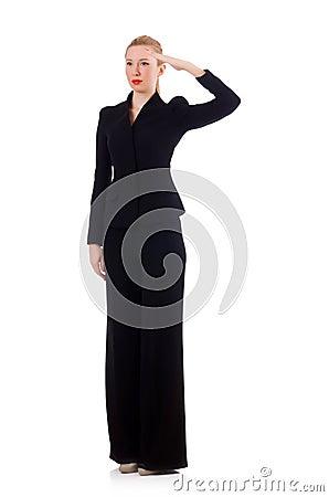 Woman businesswoman