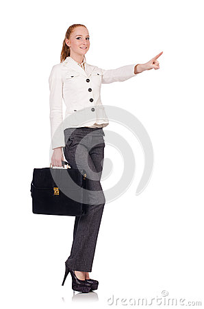 Woman businesswoman