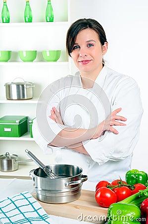 Woman Chef