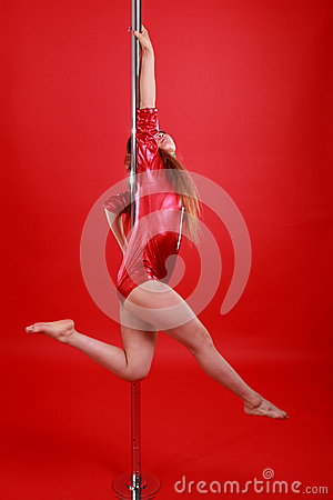 Woman Dancer Royalty Free Stock Photos - Image: 25937998