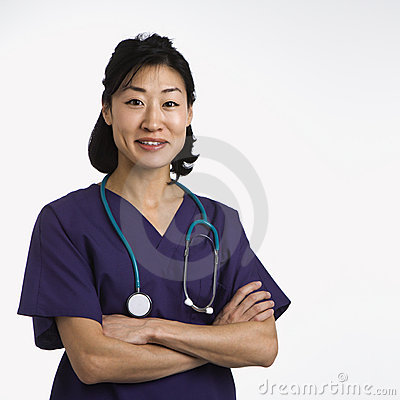 Free Woman Doctor. Stock Photos - 2431993