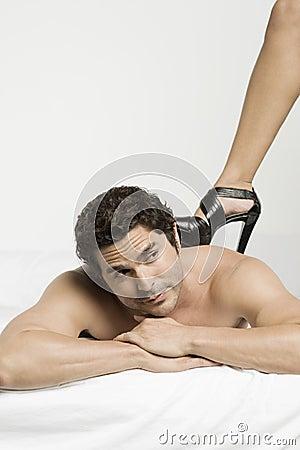 dominating woman fetish