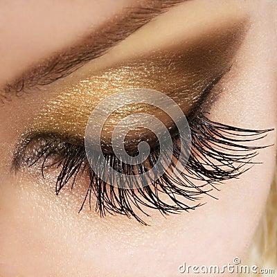 Free Woman Eye Stock Photo - 6825110