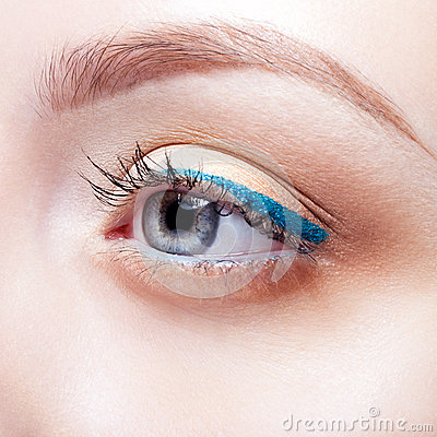 Free Woman Eye Royalty Free Stock Photo - 83682885