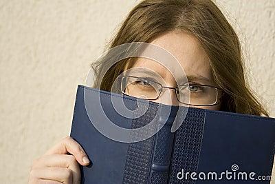 Woman/ Eye Glasses