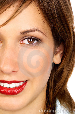 Woman Face Stock Photography - Image: 4648762