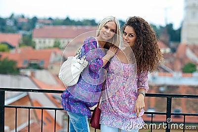 Woman friends